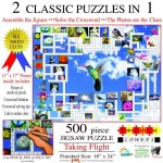 Irv Brechner - Puzzle Combo: Taking Flight