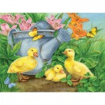 Puzzle   Jane Maday - Ducklings and Butterflies