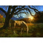 Puzzle   Karla Mann - Pastoral Sunset