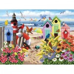 Puzzle   Nancy Wernersbach - At Home by the Sea