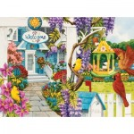 Puzzle   Nancy Wernersbach - Wisteria Cottage