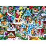 Puzzle   Randy Wollenmann - Snow Globe Collectiona