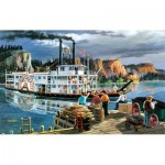 Puzzle   Riverboat