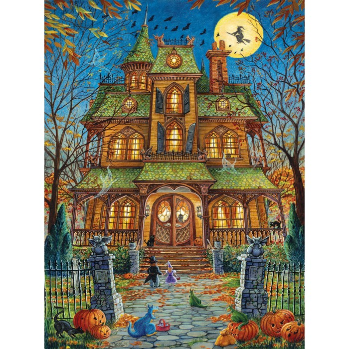 Randal Spangler - The Trick or Treat House