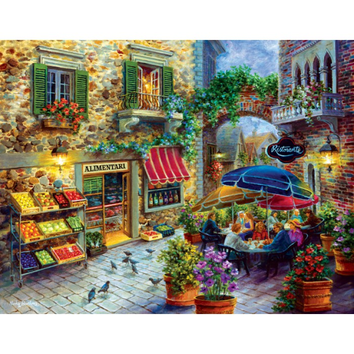 XXL Teile - Nicky Boehme - Contentment
