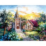 Puzzle  Sunsout-19290 XXL Teile - Nicky Boehme - A Tranquil Setting