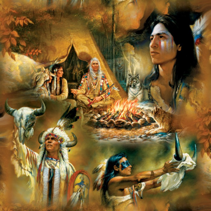 Russ Docken - Native American Dreams