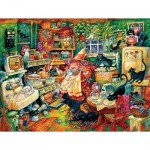 Puzzle  Sunsout-21876 XXL Teile - Witchin' Kitchen
