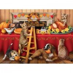 Puzzle  Sunsout-29722 XXL Teile - Tom Wood - Give Thanks