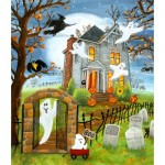 Puzzle  Sunsout-32731 XXL Teile - Haunted Haven