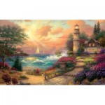 Puzzle  Sunsout-33759 XXL Teile - Seaside Dreams