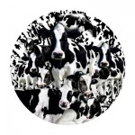 Puzzle  Sunsout-35102 Lori Schory - Herd of Cows