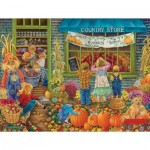 Puzzle  Sunsout-35818 XXL Teile - Great Pumpkin Festival