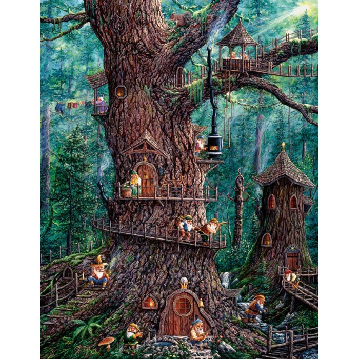 XXL Teile - Jeff Tift - Forest Gnomes