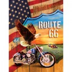 Puzzle  Sunsout-37134 XXL Teile - Mother Road