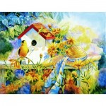 Puzzle  Sunsout-47191 XXL Teile - Kathleen Denis - A Song for a New Day