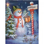 Puzzle  Sunsout-49130 XXL Teile - North Pole or Bust
