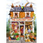 Puzzle  Sunsout-52430 XXL Teile - The Alphabet Shop