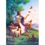 Puzzle  Sunsout-55960 Corbert Gauthier - Love for All