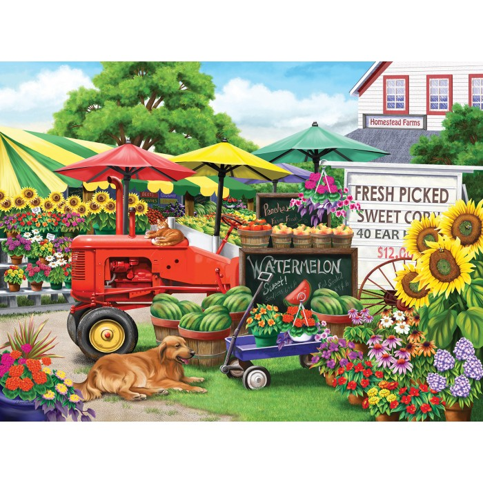 Nancy Wernersbach - Farm Stand Bounty