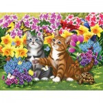 Puzzle  Sunsout-63082 XXL Teile - Come and Play