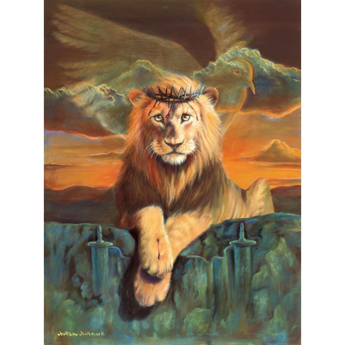 William Hallmark - Lion of Judah