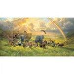 Puzzle  Sunsout-69634 XXL Teile - A New Beginning