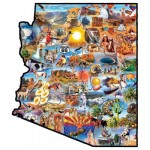 Puzzle  Sunsout-90365 Adrian Chesterman - Arizona