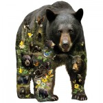 Puzzle  Sunsout-96033 XXL Teile - Greg Giordano - Forest Bear
