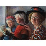 Puzzle   Susan Brabeau - Church Ladies