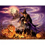 Puzzle   XXL Teile - All Hallows Eve