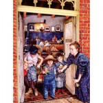 Puzzle   XXL Teile - Her Little Rascals