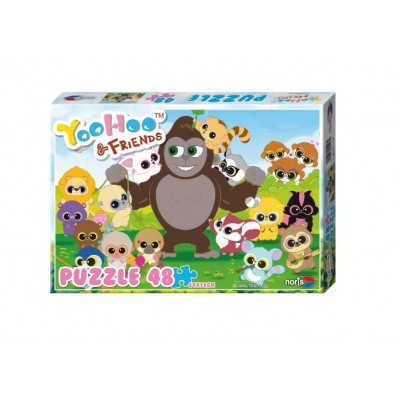 Puzzle Noris-606031127 Yoohoo and Friends