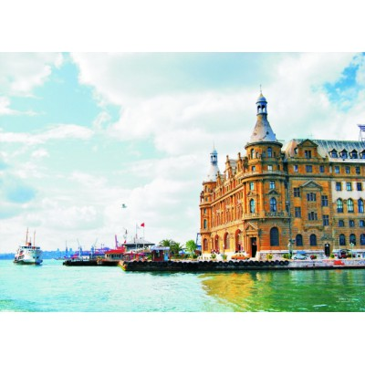 Puzzle Gold-Puzzle-60065 Haydarpasa, Istanbul