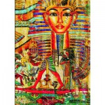 Puzzle  Gold-Puzzle-60171 Collage - Altes Ägypten