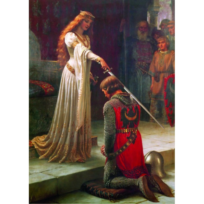 Leighton Edmund Blair: The Accolade