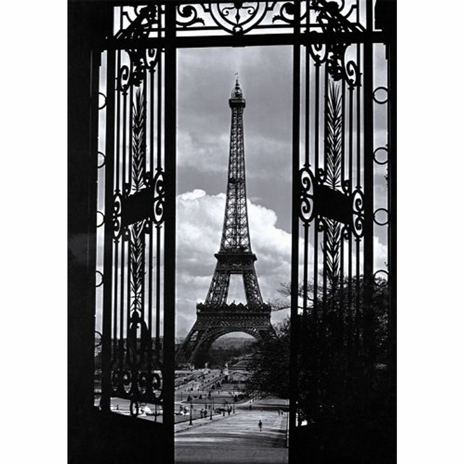 eiffelturm paris 1000 teile nathan puzzle online kaufen. Black Bedroom Furniture Sets. Home Design Ideas