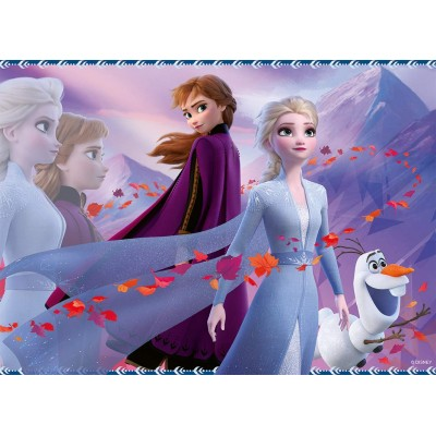 Puzzle Nathan-86451 Frozen II