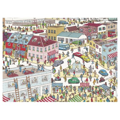 Puzzle Nathan-86872 Wo ist Charlie?