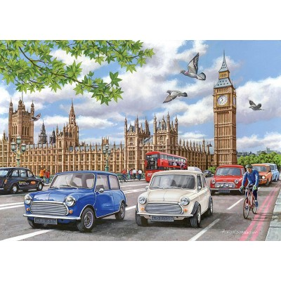 Puzzle The-House-of-Puzzles-4883 XXL Teile - Classic Style