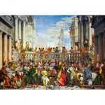 Puzzle  Art-by-Bluebird-60011 Paolo Veronese - The Wedding at Cana, 1563