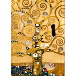 Puzzle  Art-by-Bluebird-60018 Gustave Klimt - The Tree of Life, 1909
