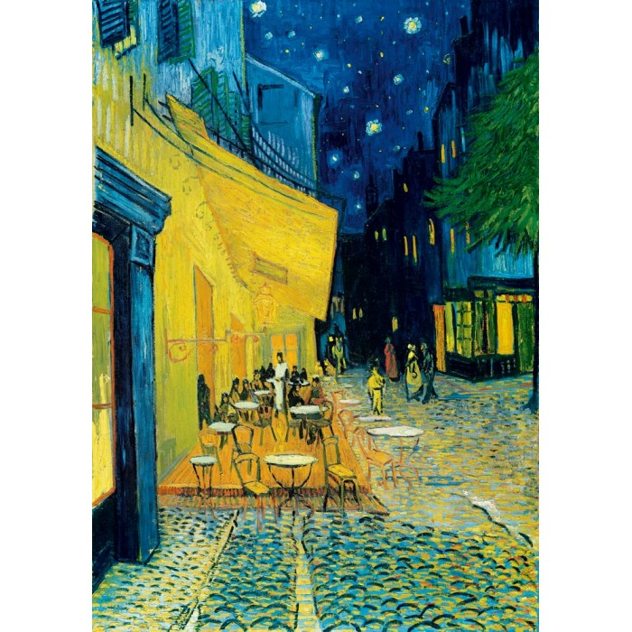 Vincent Van Gogh - Café Terrace at Night, 1888