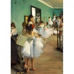 Puzzle  Art-by-Bluebird-Puzzle-60046 Degas - The Dance Class, 1874