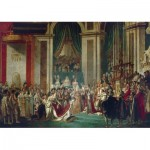 Puzzle  Art-by-Bluebird-Puzzle-60128 Jacques-Louis David - The Coronation of the Emperor and Empress, 1805-1807