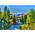 Puzzle  Bluebird-Puzzle-70024 Vail, Colorado, USA