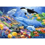 Puzzle  Bluebird-Puzzle-70084 Sealife