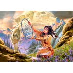 Puzzle  Bluebird-Puzzle-70127 Dream Catcher