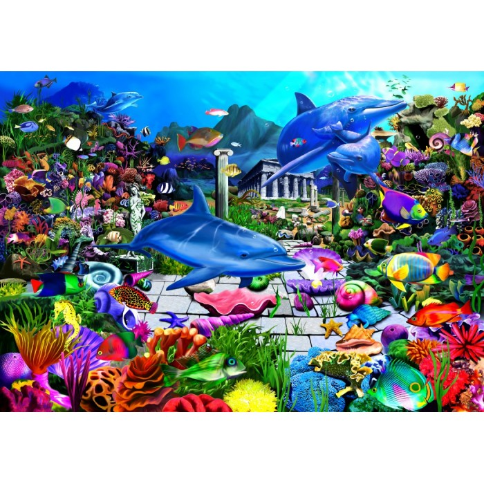 Lost Undersea World