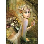 Puzzle  Bluebird-Puzzle-70174 Touch of Gold